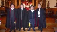 Emiliano, Tersilio, Ezequiel, Feliciano