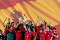 Seleccion Española de la Eurocopa 2012