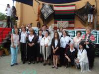 Coro de la Asociación Cultural Villa de Alba, de Villalba de la Lampreana