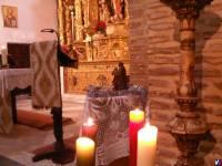 El misterio en el Altar de la Iglesia
