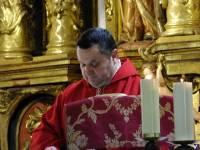Don Manolo, cura párroco de Villalba de la Lampreana